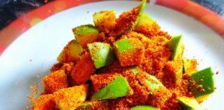 home made mango pickel recipe