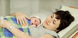 natural childbirth hindi