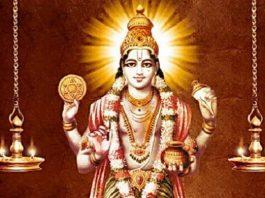 Dhanwantari god