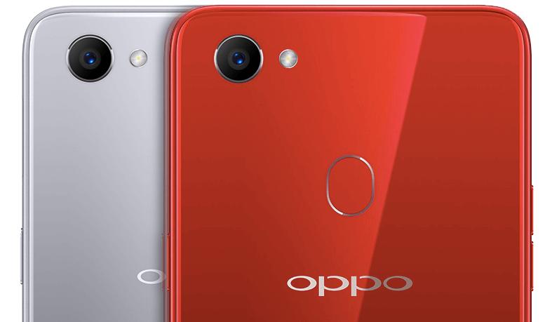 Buy Oppo F7 offline