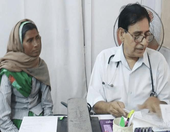 rajasthan doctor dinesh sharma bharatpur
