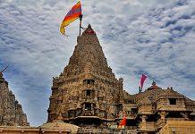 Dwarkadheesh-Temple-dwarka 4