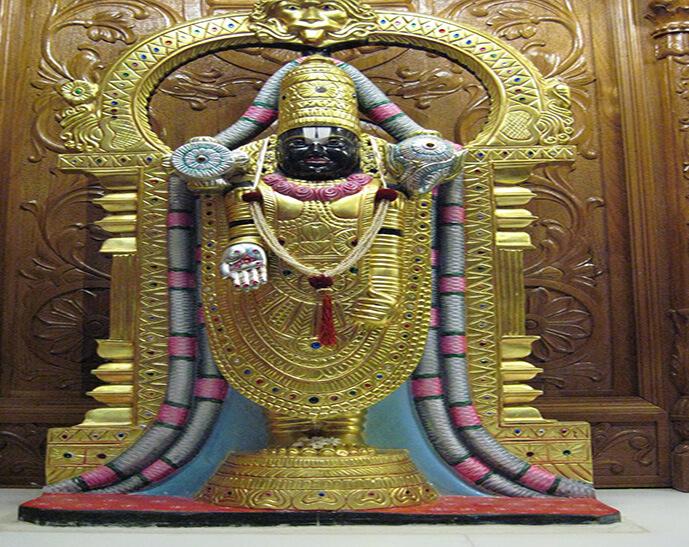 Tirupati Balaji Idol Fact