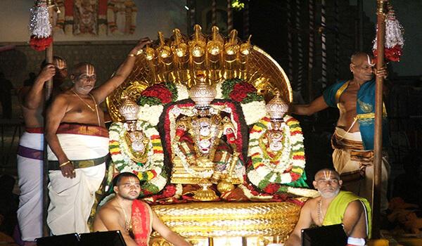 Tirupati Balaji Sheshnag Fact