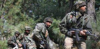 army chief kashmir rajyapal rule