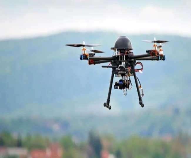 pakistani drone entered