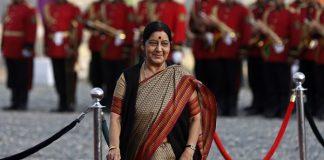 Sushma Swaraj-महिला मुख्यमंत्री