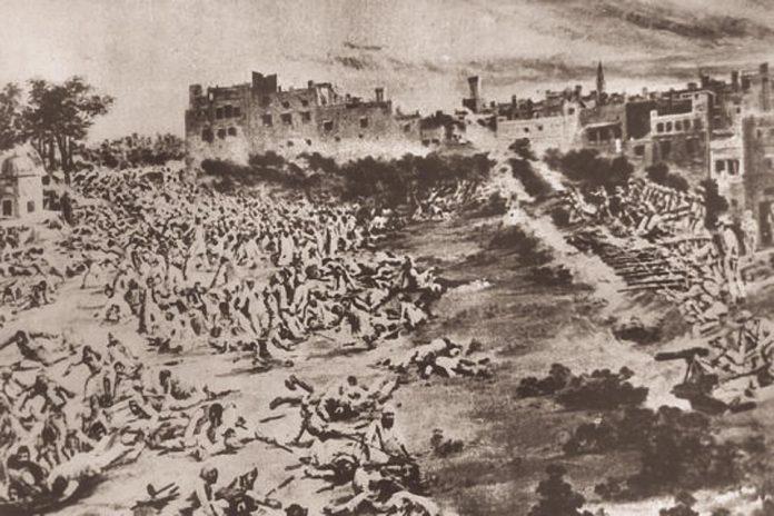 massacre at jaliyanwala bagh