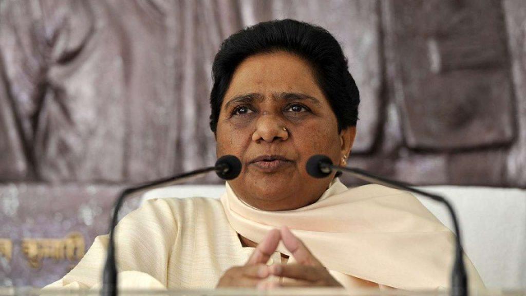 mayawati-महिला मुख्यमंत्री