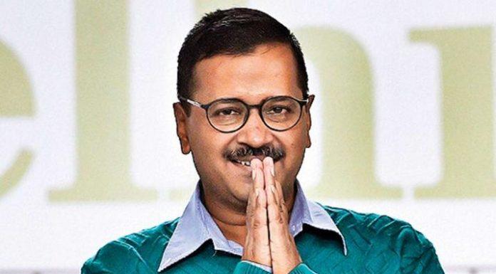 delhi cm arvind kejriwal